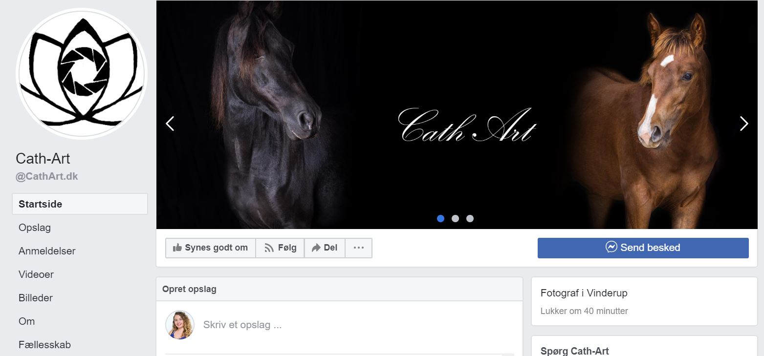 Cath Art Facebook